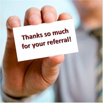 Feel Cheesy Asking for Referrals?
